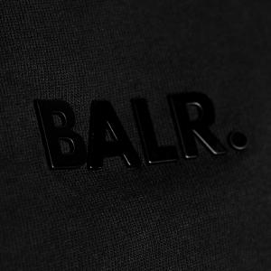 BALR. Black Label - Classic T-Shirt Black