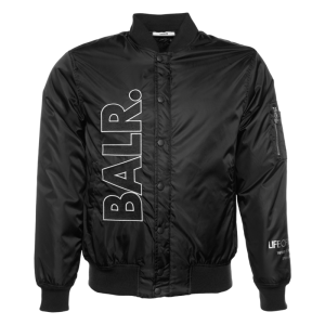 BALR. Core Bomber Black