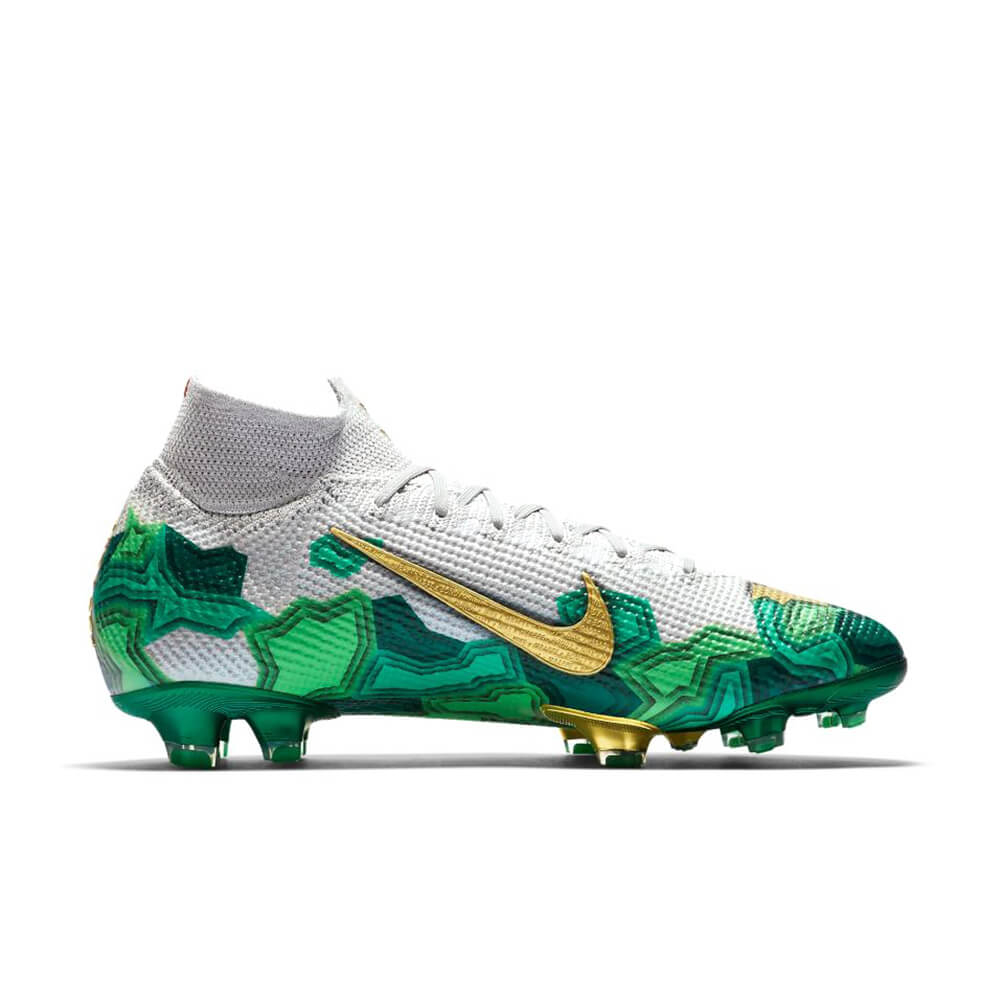 Nike Mercurial Superfly 7 Elite SE Kylian Mbappé Elite Gras