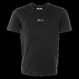 BALR. Black Label - Classic T-Shirt Black/Gold