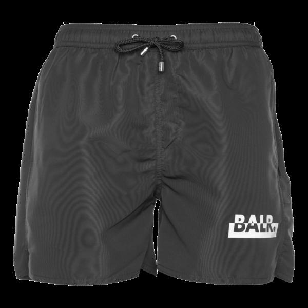 BALR. Brand Club Swim Shorts Black