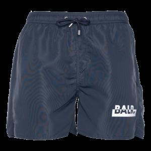 BALR. Brand Club Swim Shorts Navy
