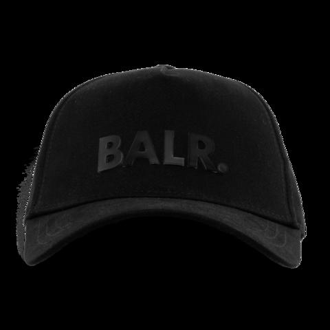 BALR. Lounge Cap Black