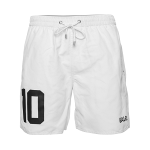 BALR. 10 Swim Shorts White