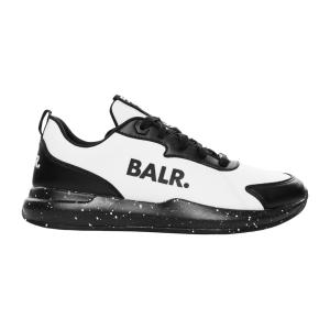 BALR. Future Big Logo Sneaker Black/White