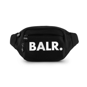 BALR. U-Series Waist Pack - Black