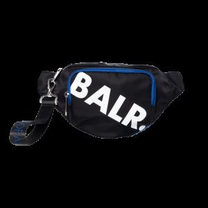 BALR. Brand U-series waist pack Black
