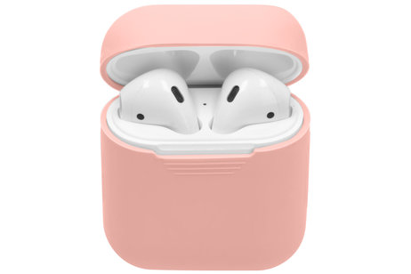 roze apple airpods