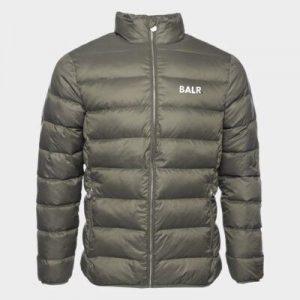 BALR. Army Slim Down Jacket Men Army Green