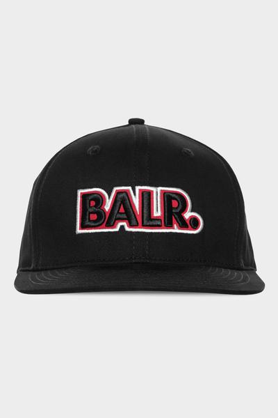 BALR. Embro Patch Cap Black