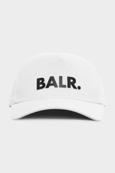 BALR. Lounge Cap White