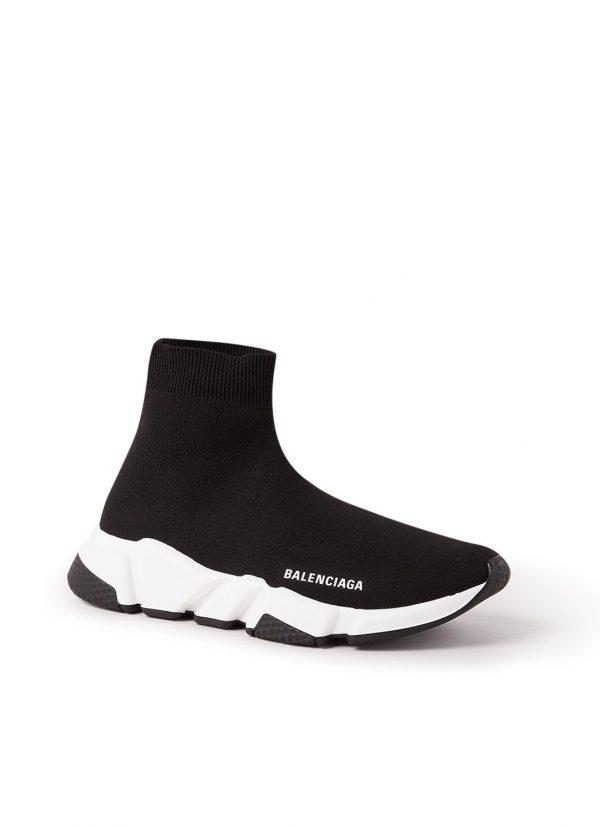 Balenciaga Speed Trainer sneaker met logo