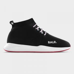 EE Premium Sock Sneaker Unisex Black/Red