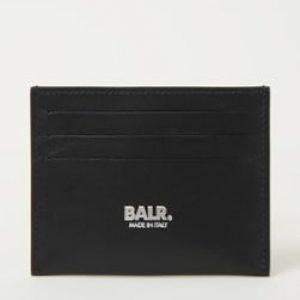 BALR- BT pasjeshouder van leer met logo